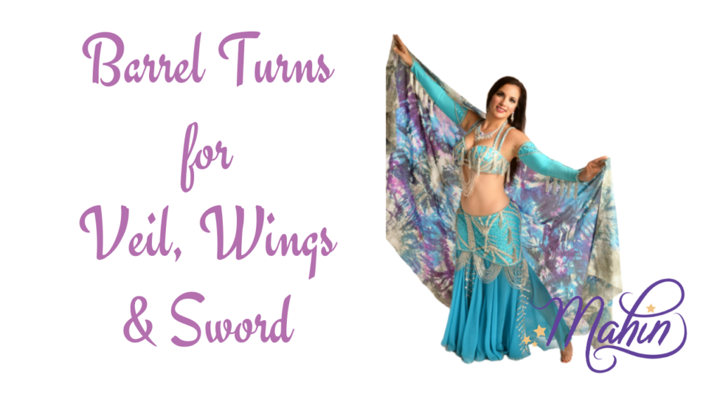 Barrel Turns for Veil, Wings & Sword