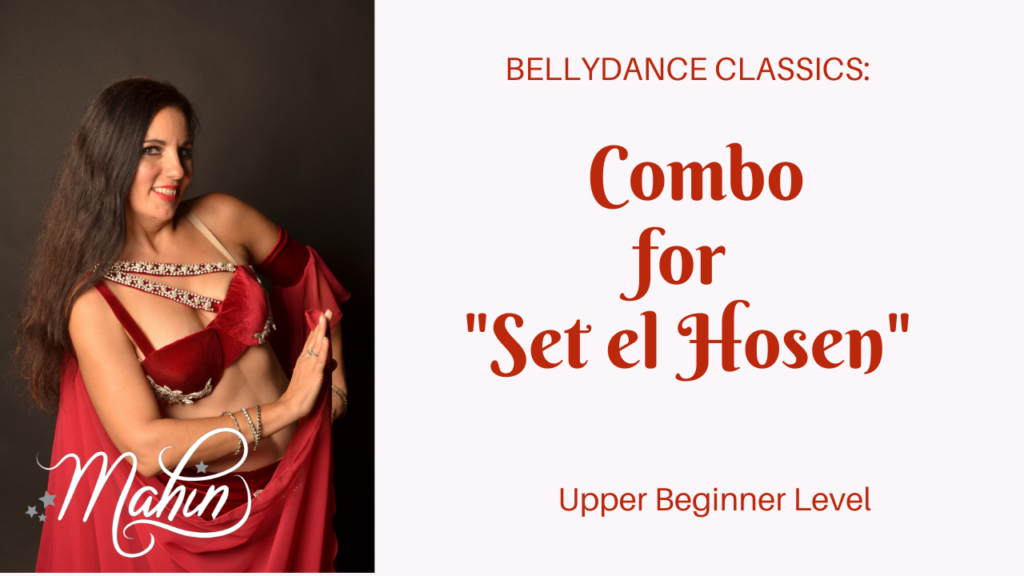 Combo for Classic Bellydance Song Set el Hosen