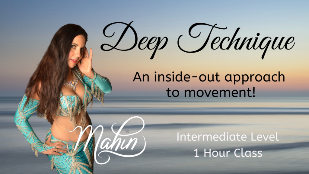 Deep Technique – Full 1 Hour Class
