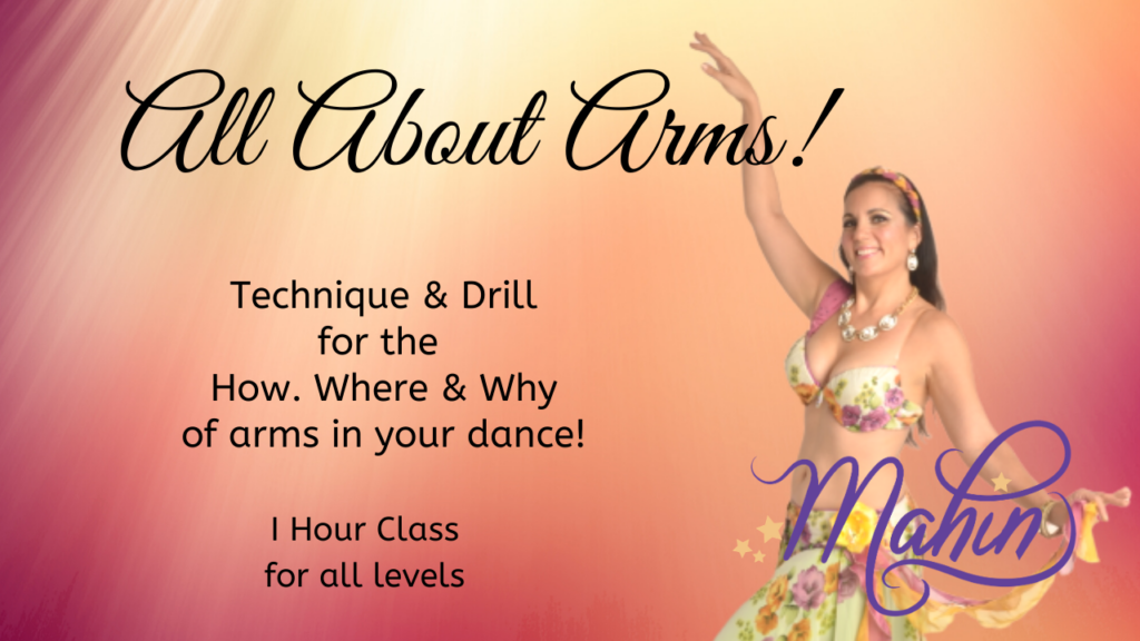 All About Arms: Full Hour Class