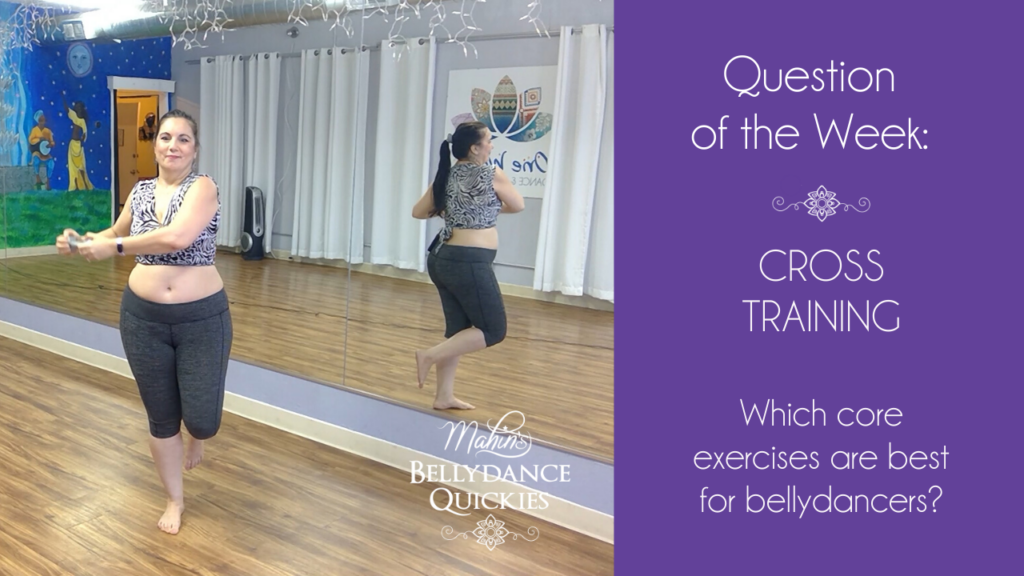 Core Training for Bellydancers